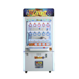 Commercial Key Master Prize ตู้หยอดเหรียญ Golden Smart Prize Claw Machine
